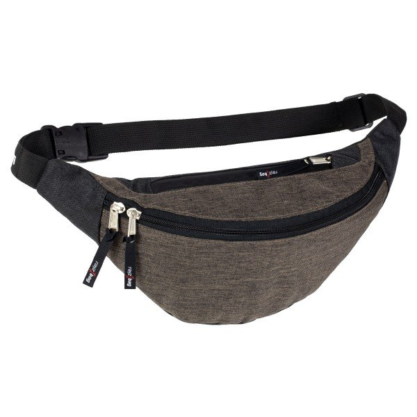 Genius Hip Bag - Umber/Graphite