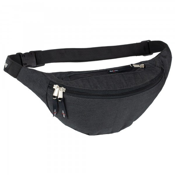 Genius Hip Bag - Graphite